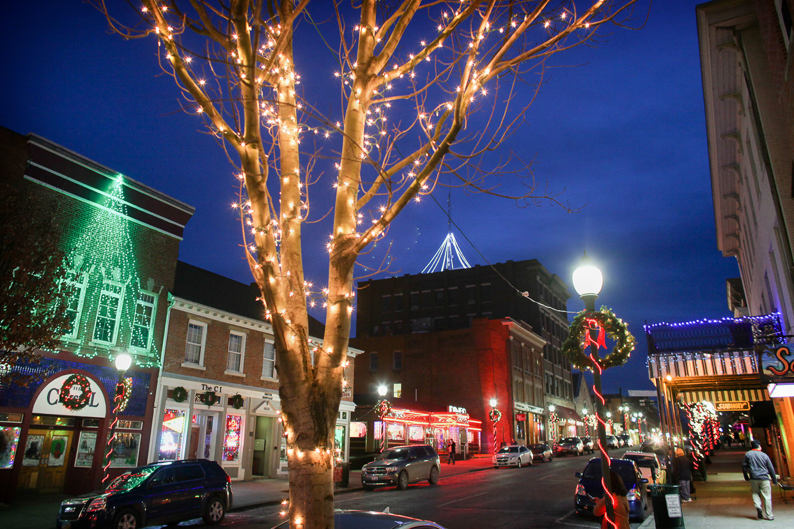 2013 Uptown for the Holidays